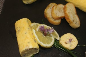 lemon chive butter 1